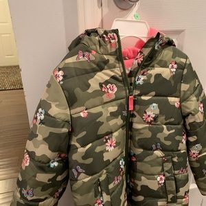 Carter's NWT girls winter coat size 8